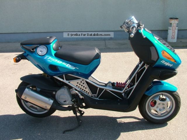 Italjet  Dragster 180 2013 Scooter photo