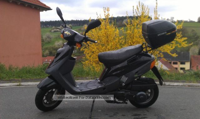 2003 Adly  Cat 125 Motorcycle Lightweight Motorcycle/Motorbike photo