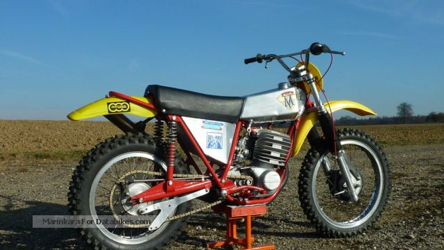 Maico  440 1971 Vintage, Classic and Old Bikes photo