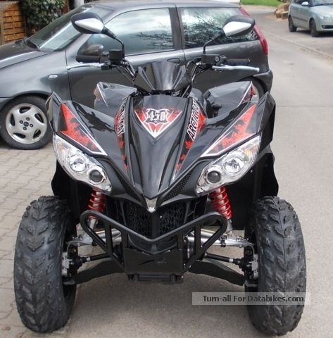 2013 Arctic Cat  XC 450 4x4 LoF Motorcycle Quad photo