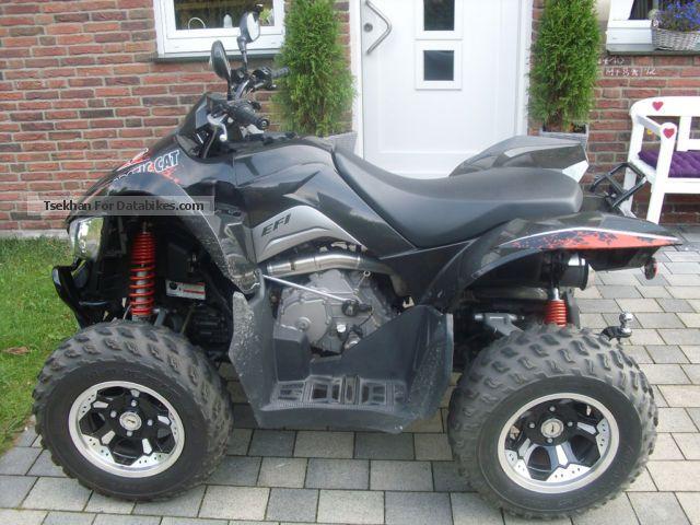 2011 Arctic Cat  Crossover Motorcycle Quad photo
