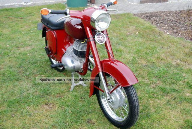 2012 Jawa  CZ 175 Type 450/3 Motorcycle Motorcycle photo