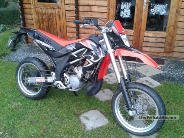 2008 Aprilia  SX Motorcycle Super Moto photo