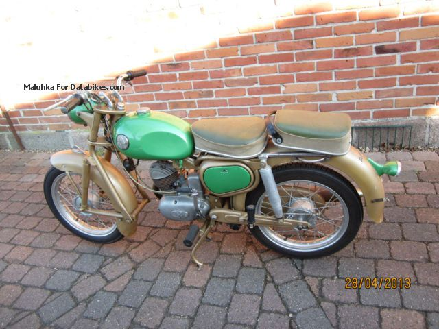 Hercules  K100 1959 Vintage, Classic and Old Bikes photo