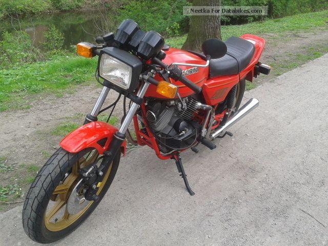 Moto Morini  31/2 1985 Sports/Super Sports Bike photo