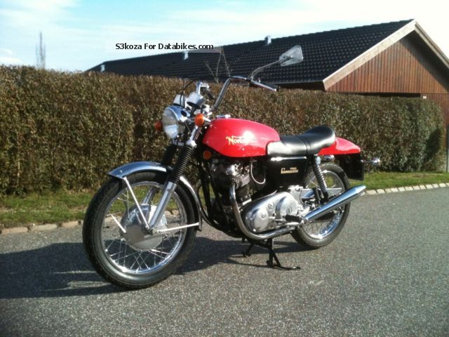 Norton  Commando 1971 Vintage, Classic and Old Bikes photo