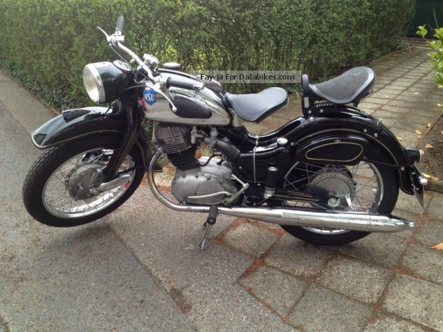 2012 NSU  Max Special Motorcycle Motorcycle photo