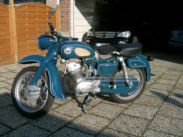 NSU  Maxi 1962 Vintage, Classic and Old Bikes photo