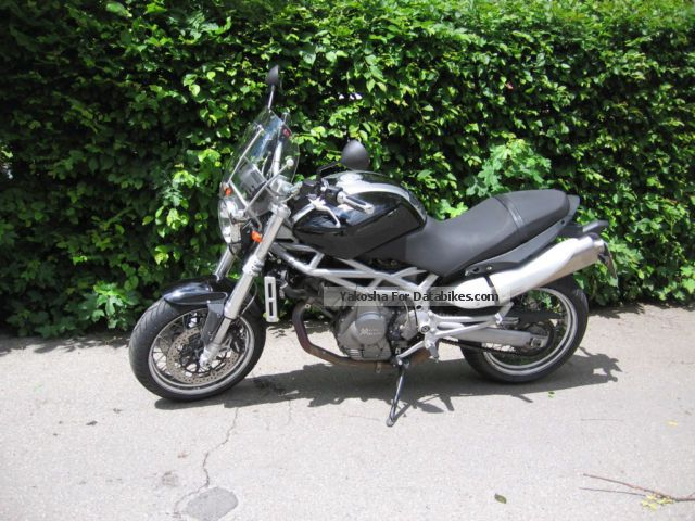 2006 Moto Morini  9 1/2 Motorcycle Naked Bike photo