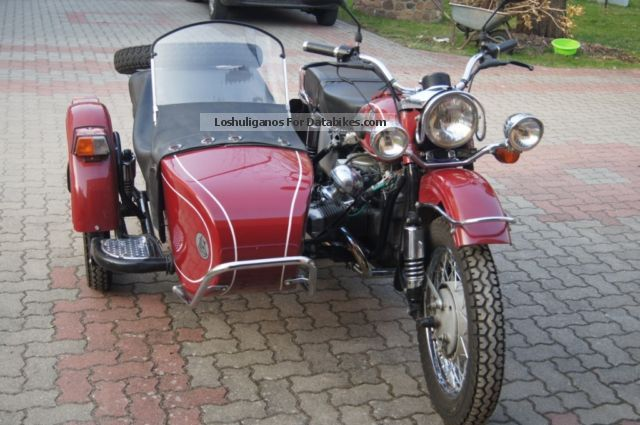 2002 Ural  750 with sidecar E Home Motorcycle Combination/Sidecar photo