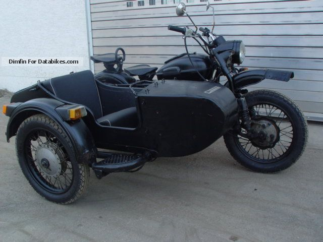 2004 Ural  750 T Motorcycle Combination/Sidecar photo