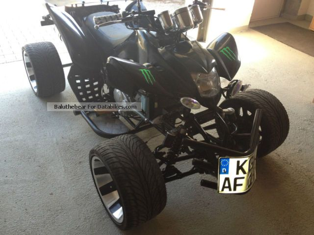 2011 Other  Quad street legal Motorcycle Quad photo