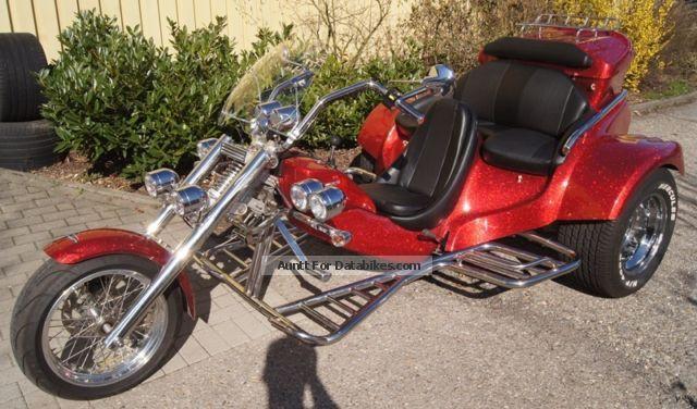 2009 Rewaco  FX5 with Original 4.200km Motorcycle Trike photo