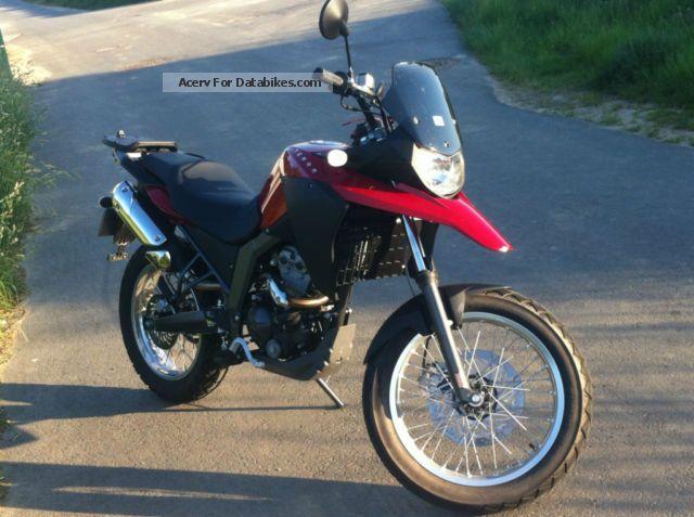 2011 Derbi  Senda Terra Motorcycle Super Moto photo