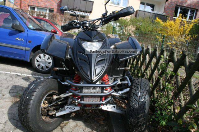 2005 Hercules  ATV-300S Motorcycle Quad photo