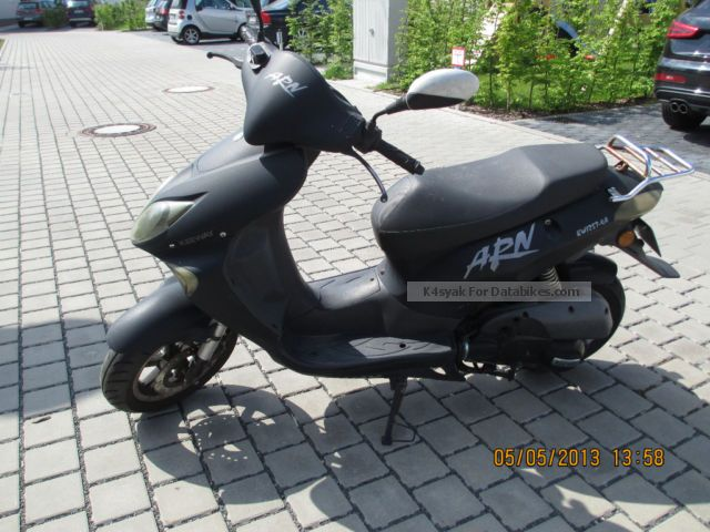 2005 Keeway  Arn Motorcycle Scooter photo