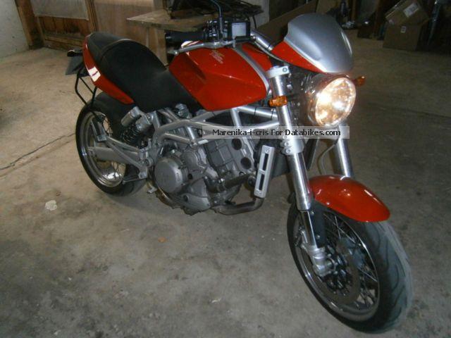 2008 Moto Morini  9.5 Motorcycle Naked Bike photo