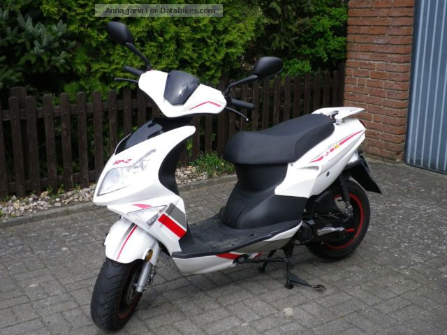 2010 Rivero  SP-2 Motorcycle Scooter photo