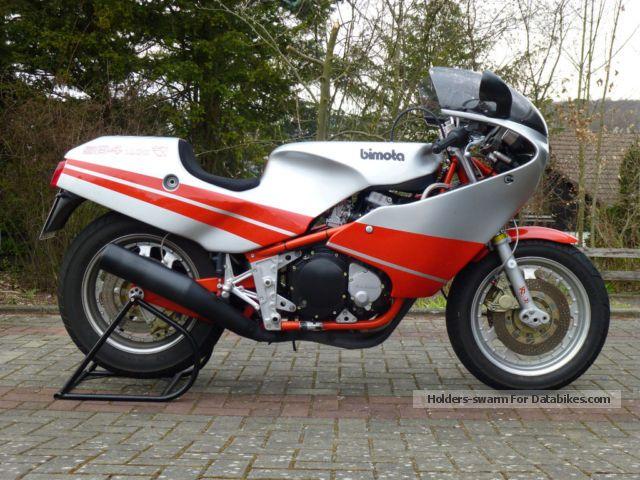 Bimota  SB 4, 3 KB 1983 Sports/Super Sports Bike photo