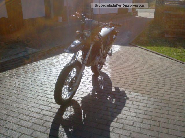 2007 Peugeot  XPS CT 125 Motorcycle Super Moto photo