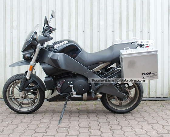2010 Buell  XB12X Ulysses Motorcycle Tourer photo