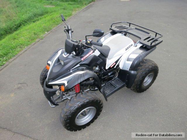 2007 Aeon  Cobra 180 RS2 Motorcycle Quad photo