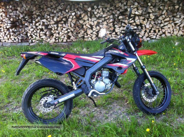 2010 Derbi  Senda Motorcycle Super Moto photo