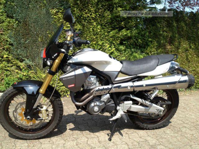 2008 Derbi  659 Mulhacen Motorcycle Motorcycle photo