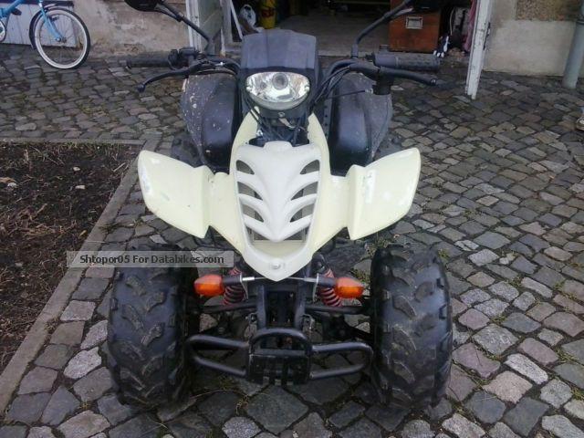 2000 Bashan  200 S Motorcycle Quad photo