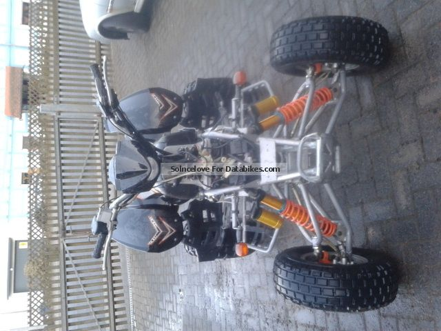 Bashan  atv300s-A 2011 Quad photo
