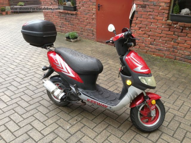 2007 Keeway  Tab2 moped scooter Motorcycle Scooter photo
