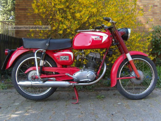 1968 Moto Morini  Corsaro 150, rare U.S. model Motorcycle Motorcycle photo