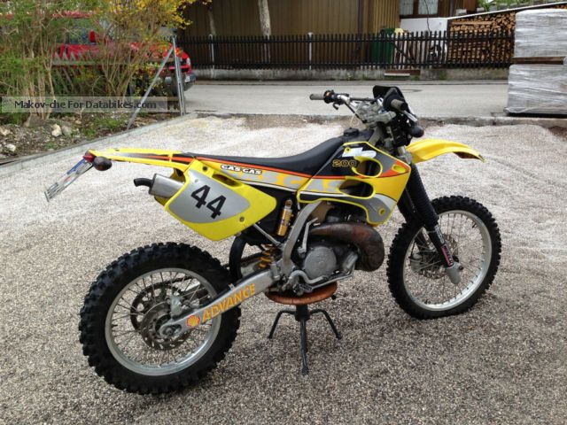 2000 Gasgas  EC 200 Motorcycle Rally/Cross photo