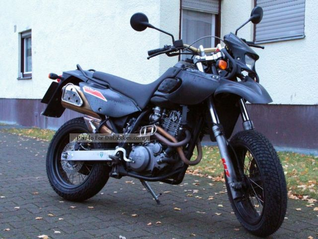 2008 Mz  Baghira 660 Motorcycle Super Moto photo