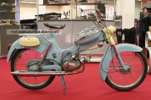 Puch  Tomos 1958 Vintage, Classic and Old Bikes photo