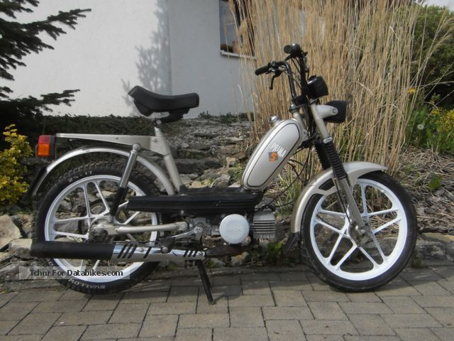1993 Herkules  Prima 5 Motorcycle Motor-assisted Bicycle/Small Moped photo
