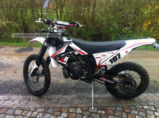 2012 Gasgas  250 EC Motorcycle Enduro/Touring Enduro photo