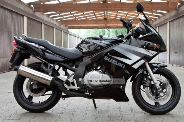 2012 Suzuki  GS 500FU + + Very well maintained, technical approval and inspection NEW + + Motorcycle Motorcycle photo