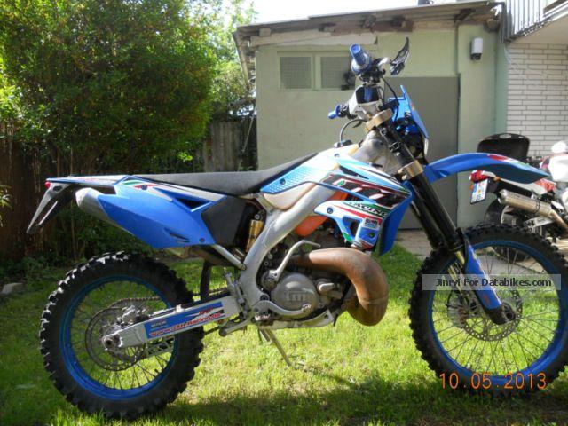 TM  EN 300 2009 Enduro/Touring Enduro photo
