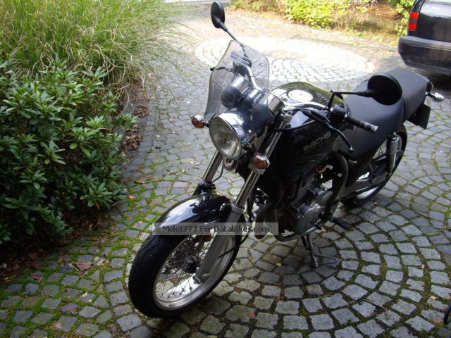 2002 Sachs  Roadster Motorcycle Naked Bike photo