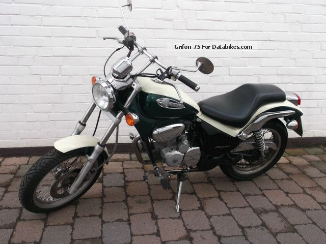 1999 Gilera  Cogar 125 chopper Motorcycle Chopper/Cruiser photo