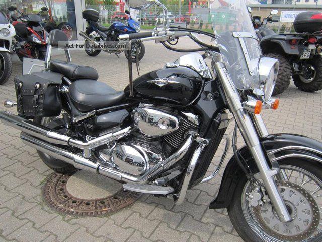2005 Suzuki  VL 800 Volusia, very good condition, 1 Hand Motorcycle Chopper/Cruiser photo