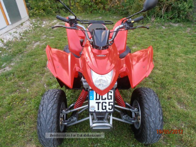 2006 Aeon  Atv At 18 Motorcycle Quad photo