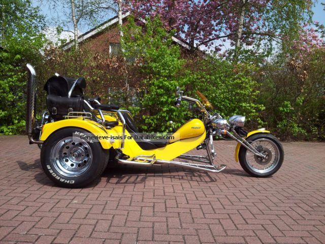 1998 Rewaco  HS1 / 4 Chopper Motorcycle Trike photo