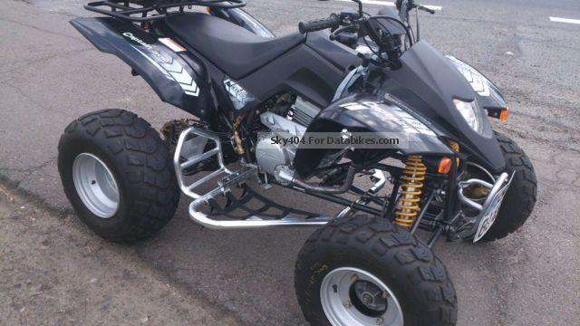 2009 SMC  Captain Motorcycle Quad photo