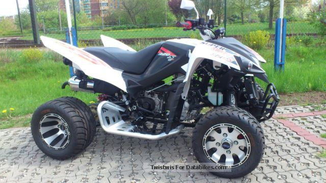 2013 Adly  Hurricane Supermoto 320 Motorcycle Quad photo