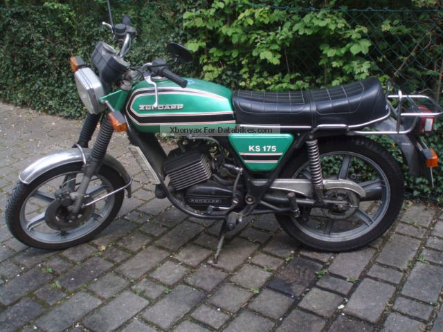 Zundapp  Zündapp KS 175 1977 Vintage, Classic and Old Bikes photo