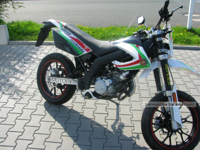 2012 Motobi  Misano50 Motorcycle Motor-assisted Bicycle/Small Moped photo
