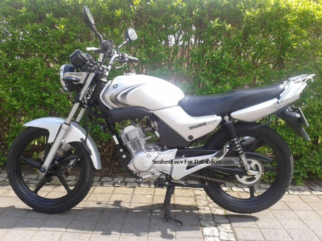 2007 Yamaha  YBR 125 Motorcycle Motor-assisted Bicycle/Small Moped photo