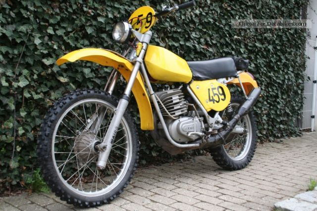 Maico  Gs 1975 Vintage, Classic and Old Bikes photo